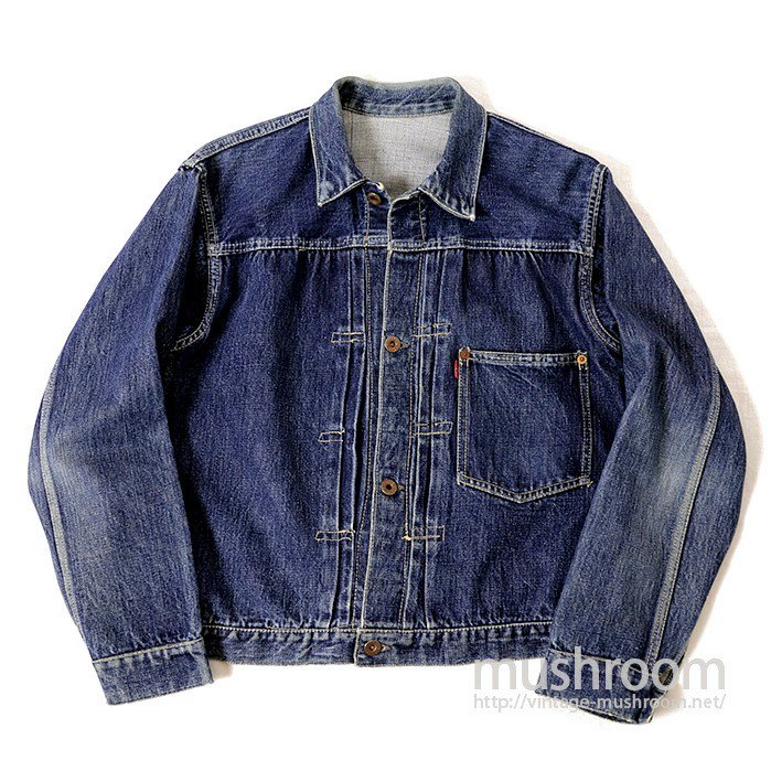 WW2 LEVI'S S506XX DENIM JACKET