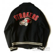 STROKERS CAR CLUB JACKET