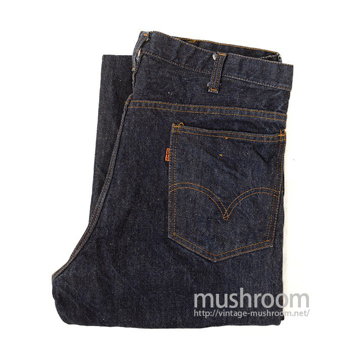 LEVI'S 606E JEANS( ONE WASHED )