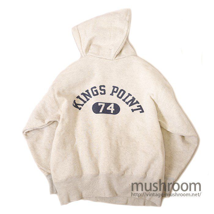 CHAMPION KINGS POINT AFTER HOODY SWEAT SHIRT