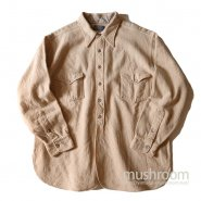 PENDLETON PLAIN WOOL SHIRT