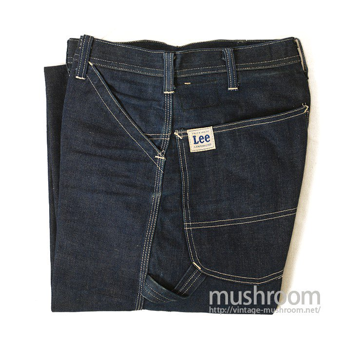 Lee 11W DUNGAREE DENIM PAINTER PANTS
