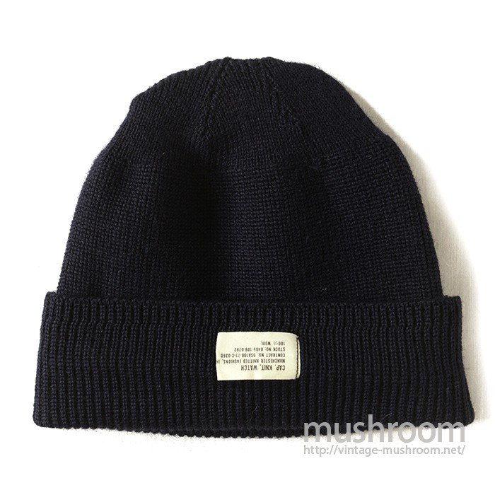 U.S.NAVY WATCH CAP( DEADSTOCK )