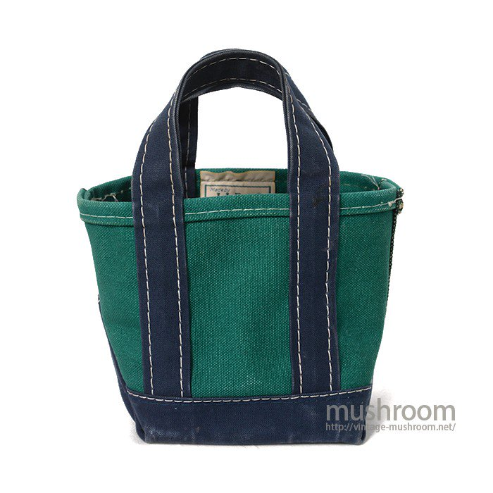 L.L.BEAN DELUXE TOTE BAG( MINT )