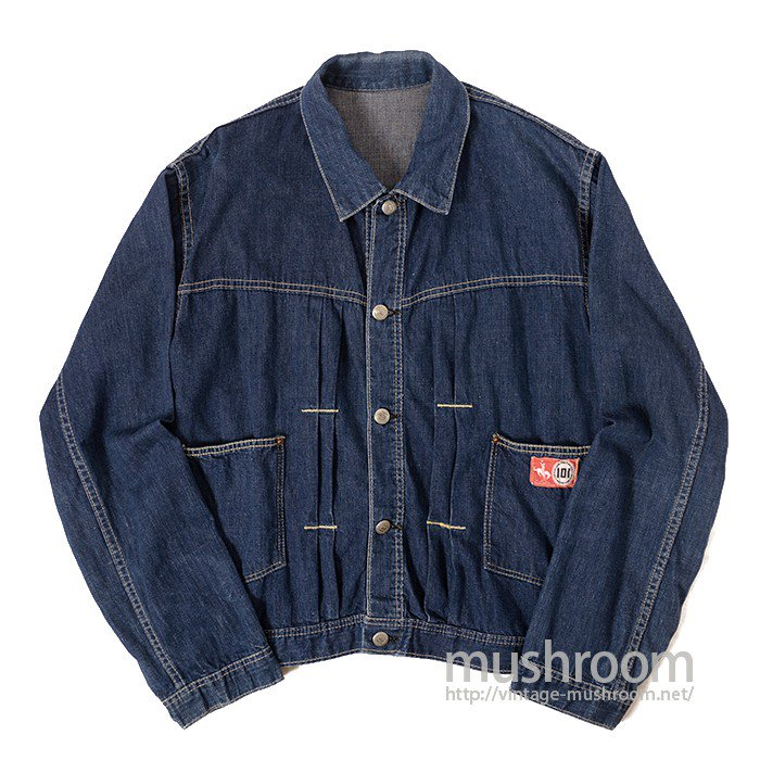 MONTGOMERY WARD 101 DENIM JACKET
