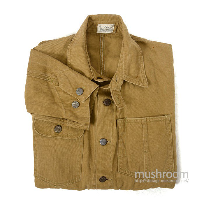 Lee UNION-ALLS BROWN COTTON ALL IN ONE