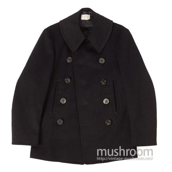U.S.N NAVAL CLOTHING FACTORY P COAT( DEADSTOCK )