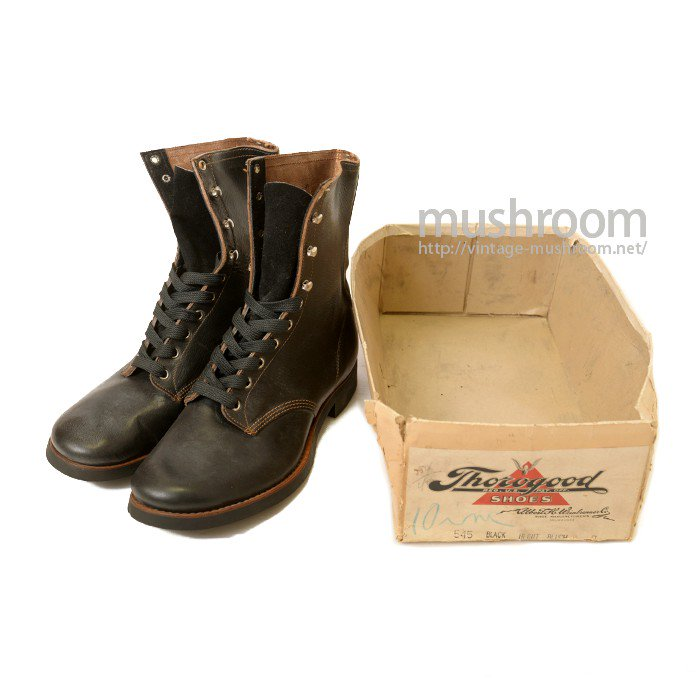 THOROGOOD WORK BOOTS( DEADSTOCK )