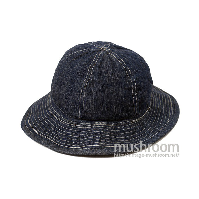 U.S.ARMY DUNGAREE DENIM HAT( MINT )