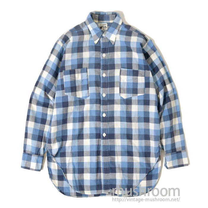 LEVI'S RODEO WESTERN COTTON SHIRT