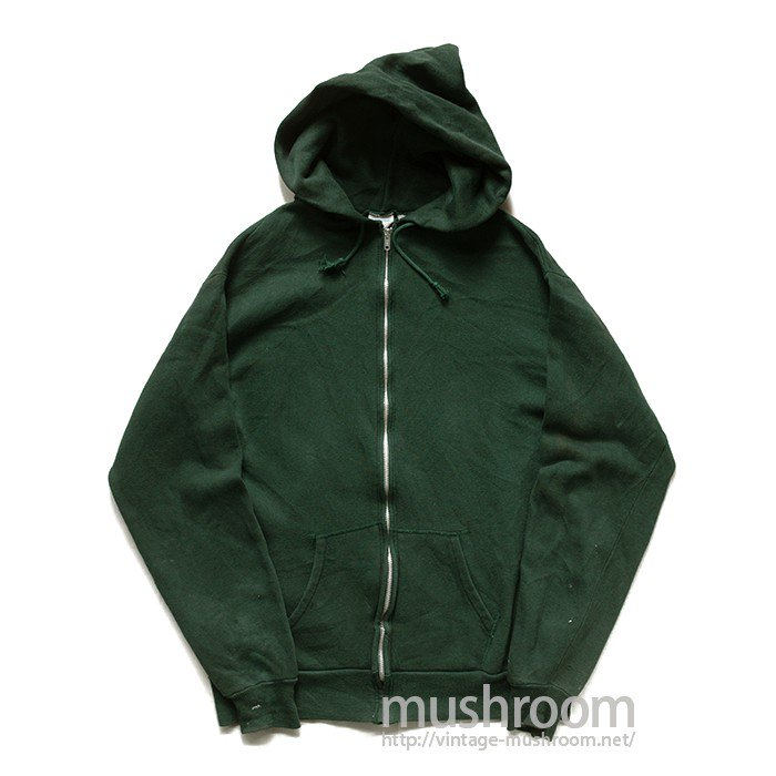 BRENT FULL-ZIP SWEAT HOODY