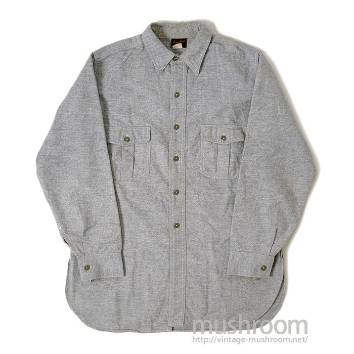 CARIBOW BRAND WOOL WORK SHIRT( MINT )