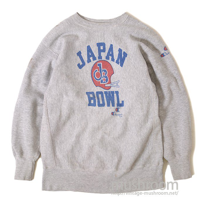 CHAMPION JAPAN BOWL REVERSE WEAVE( ONE-COLOR TAG )