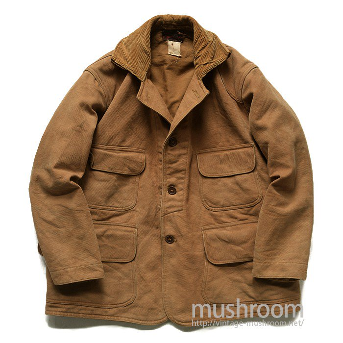 WARDS MOLESKIN HUNTING JACKET