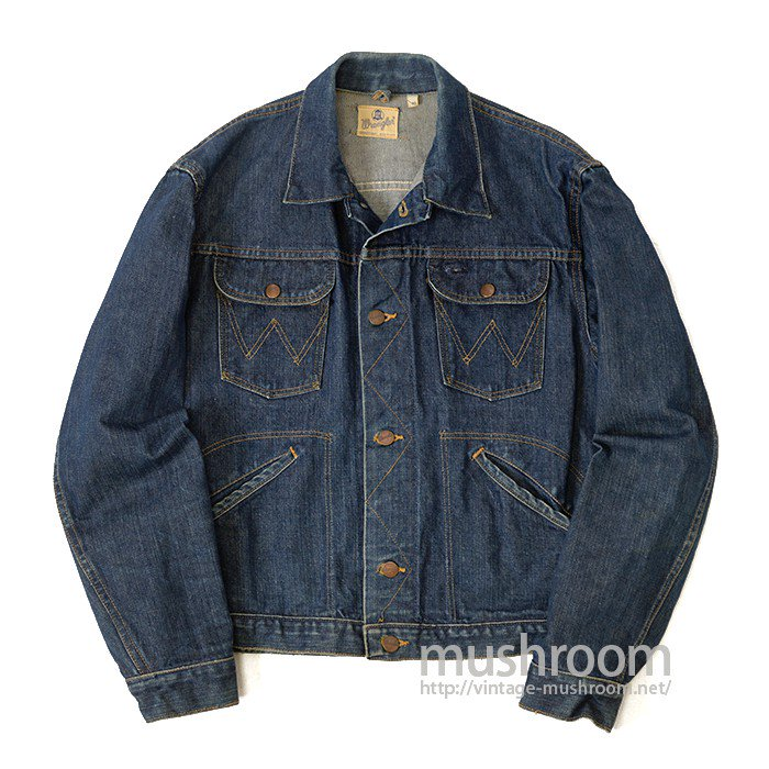 WRANGLER 24MJ DENIM JACKET