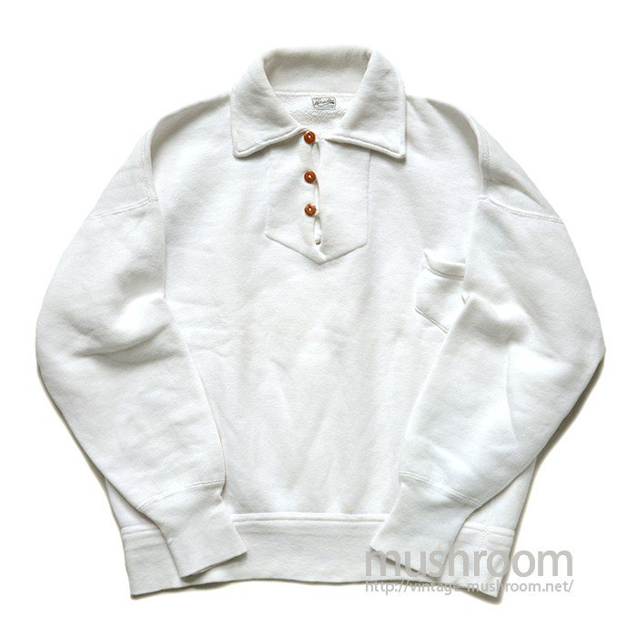 METROPOLITAN PLAIN SWEAT SHIRT( MINT )