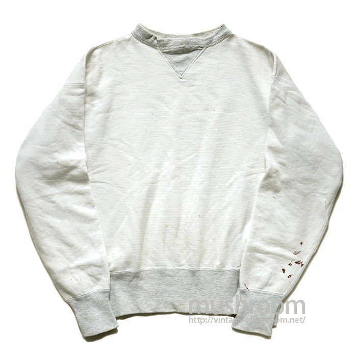 PILGRIM SINGLE-V TWO-TONE SWEAT SHIRT