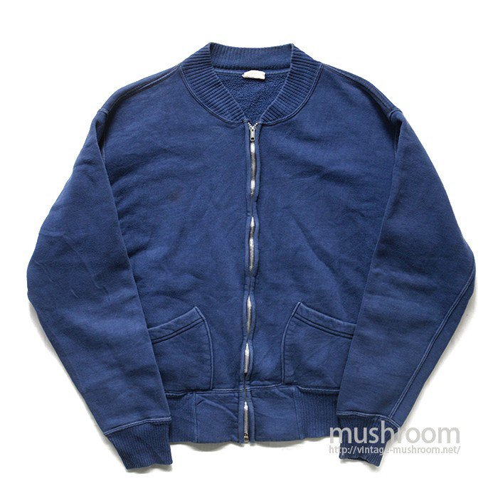 AKOM FULL-ZIP SWEAT SHIRT