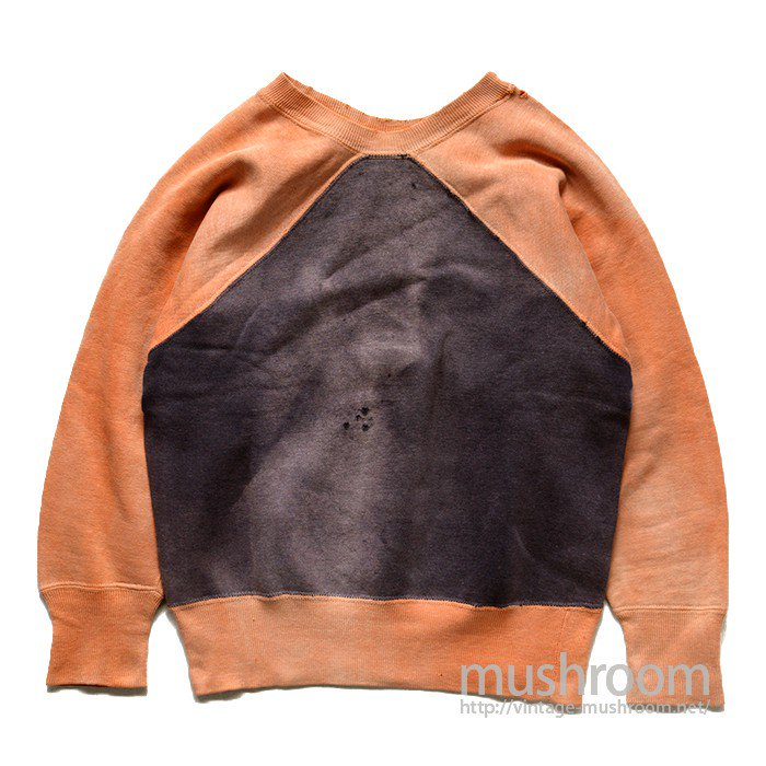 OLD TWO-TONE SWEAT SHIRT