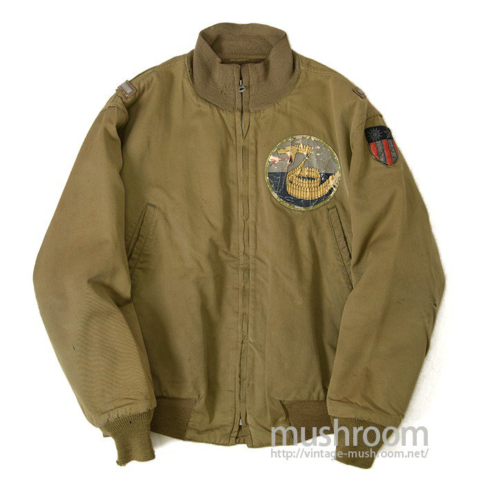 U.S.ARMY TANKERS JACKET( 2ND MODEL )