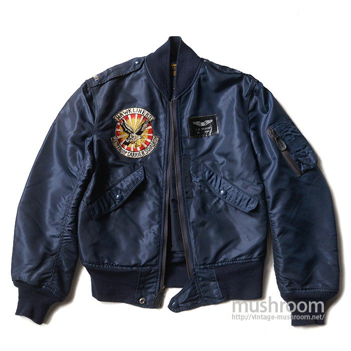 USAF L-2A FLIGHT JACKET( MAYBE..DEADSTOCK )