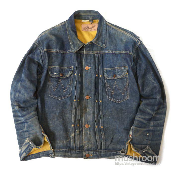 WRANGLER 888MJL DENIM JACKET