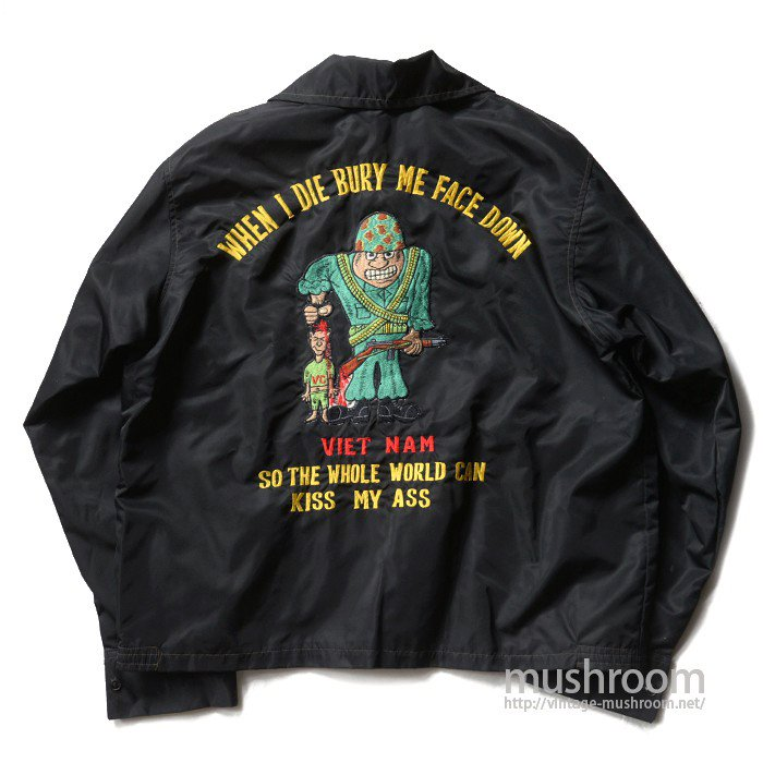 U.S.MARINES VIET-NAM TOUR JACKET