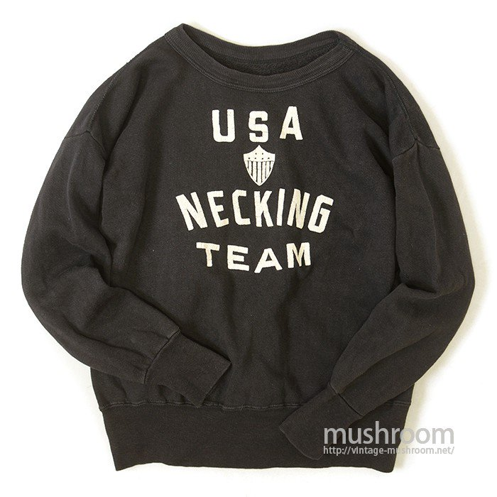 USA NECKING TEAM SWEAT SHIRT