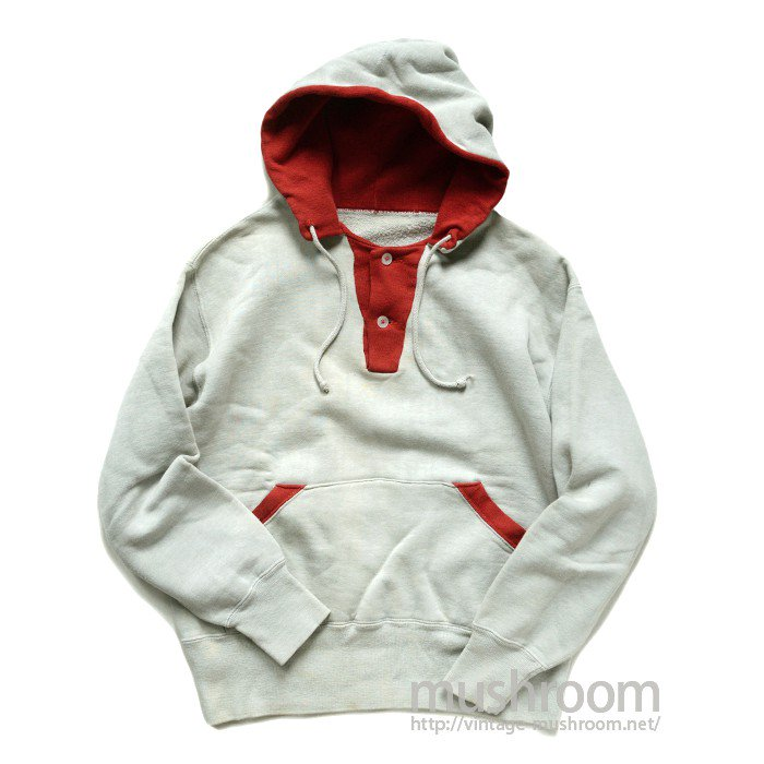 OLD TWO-TONE SWEAT HOODY