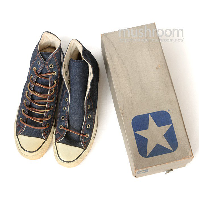 CONVERSE ALL-STAR LO( DENIM/DEADSTOCK )