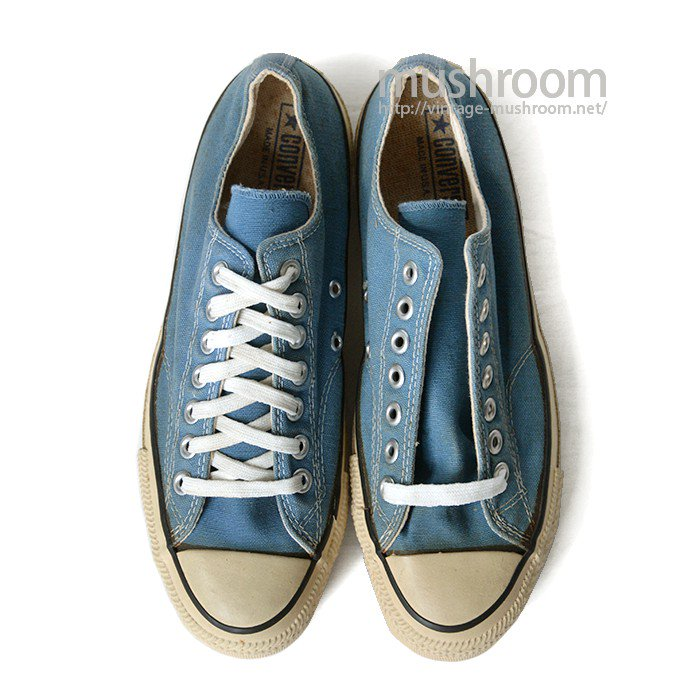 CONVERSE ALL-STAR LO CANVAS SHOES( 8/DEADSTOCK )