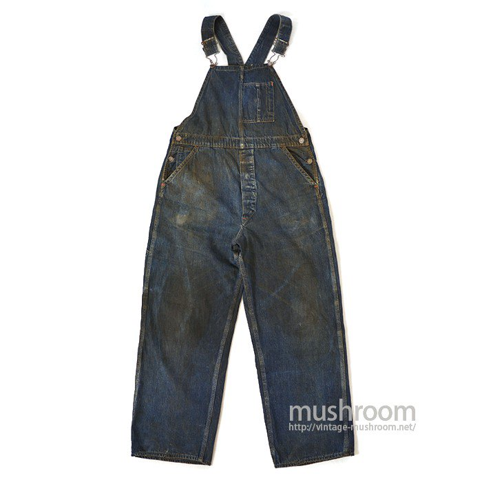 PAYDAY DENIM OVERALL