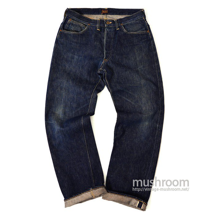 Lee 101B COWBOY JEANS( NON-WASHED )