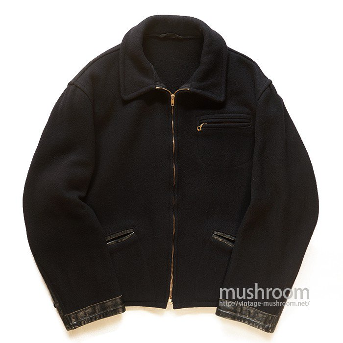 HERCULES WOOL&LEATHER SPORTS JACKET