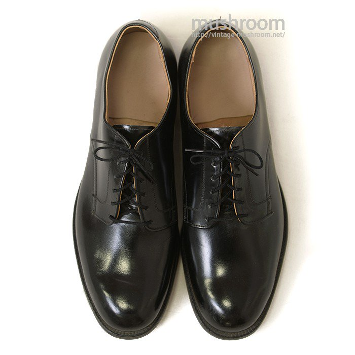 U.S.MILITARY OXFORD LEATHER SHOE( DEADSTOCK )