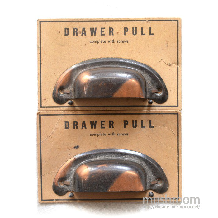 JAPAN COLOR DRAWER PULL( 2SET/DEADSTOCK )