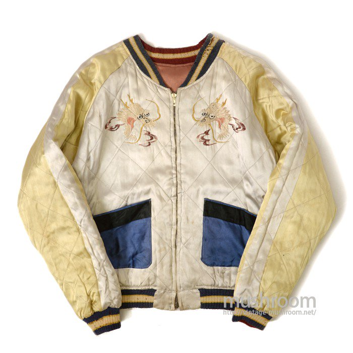 JAPAN SOUVENIR JACKET( TIGER HEAD )