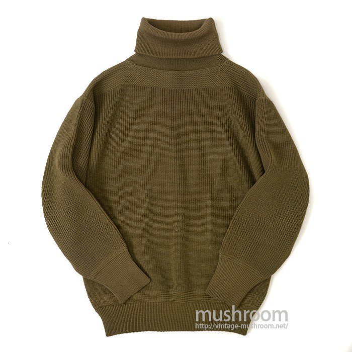 U.S.ARMY TYPE-C TURTLENECK SWEATER
