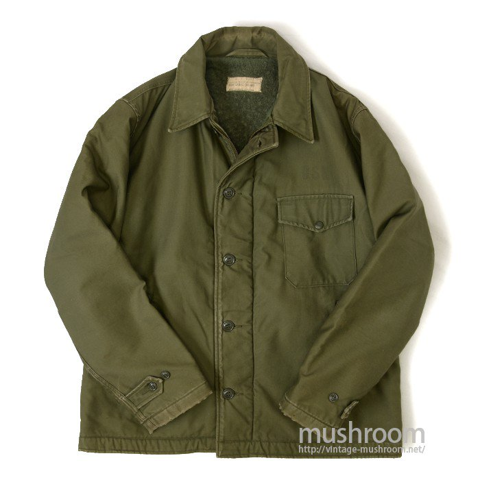 U.S.NAVY A-2 DECK JACKET