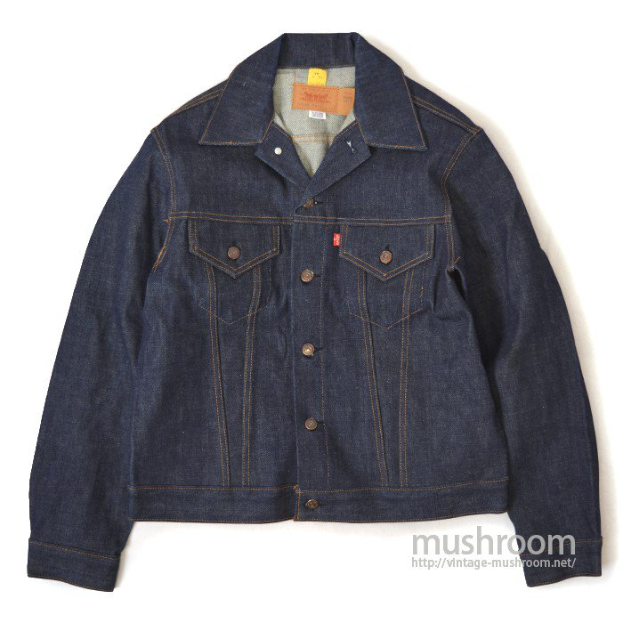 LEVI'S 70505-0217 DENIM JACKET( 44/DEADSTOCK )