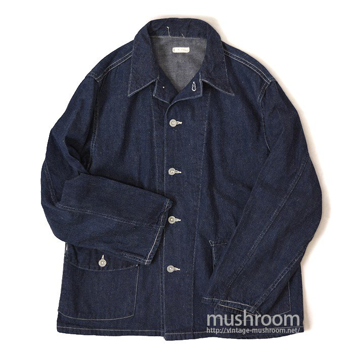 U.S.ARMY DUNGAREE DENIM JACKET( MINT )