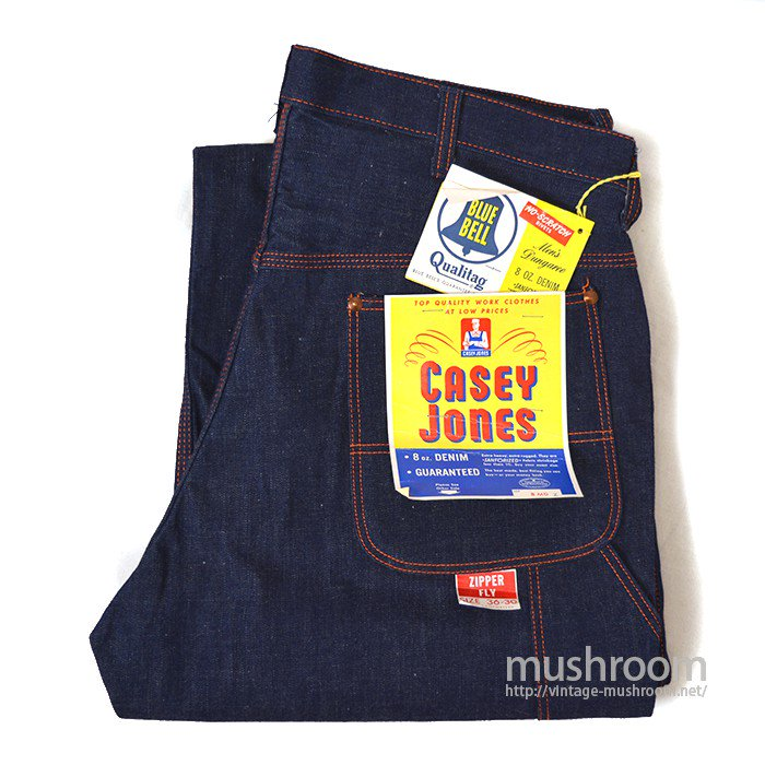 CASEY JONES DENIM PAINTER PANTS( DEADSTOCK )