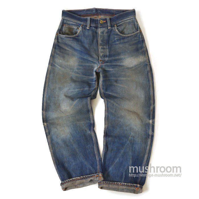 Lee Cowboy Jeans With Buckleback