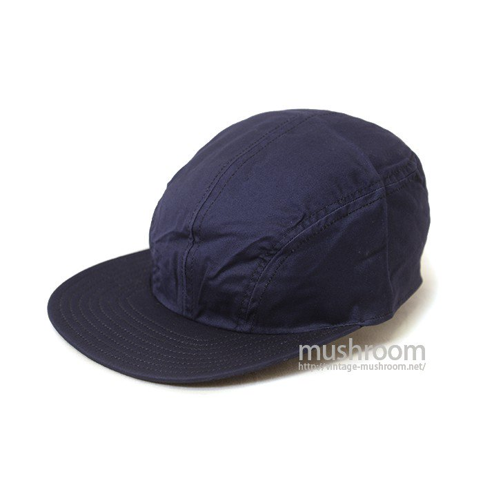 U.S.NAVY NAVY-BLUE UTILITY COTTON CAP( 7 1/2/DEADSTOCK )