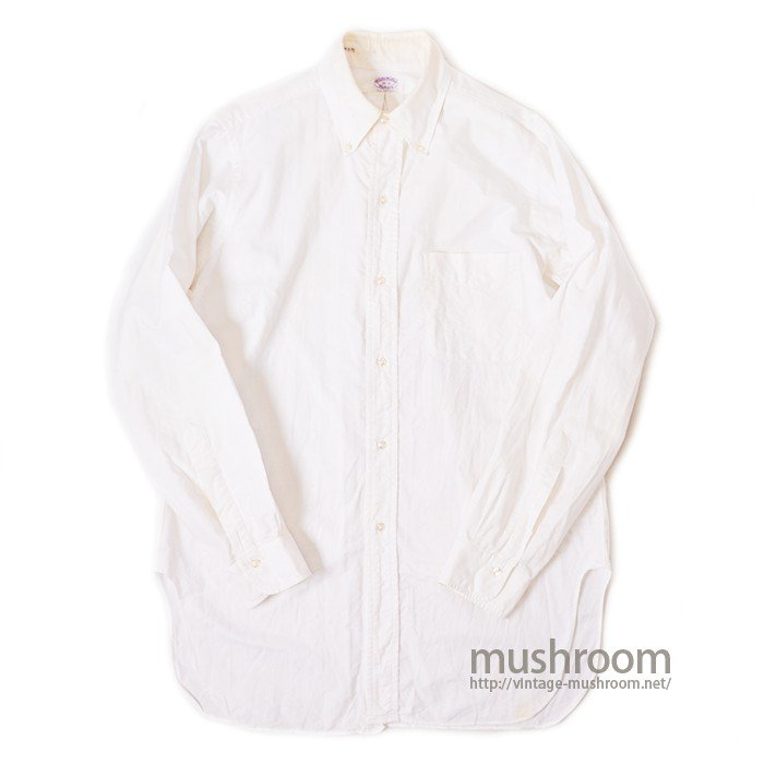 BROOKS BROTHERS OXFORD BD SHIRT