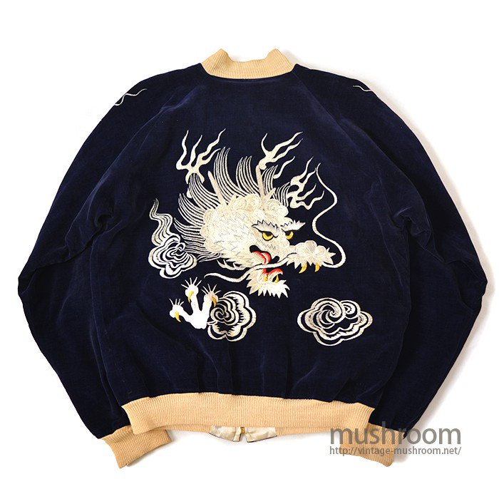 JAPAN SOUVENIR JACKET( DRAGON HEAD )