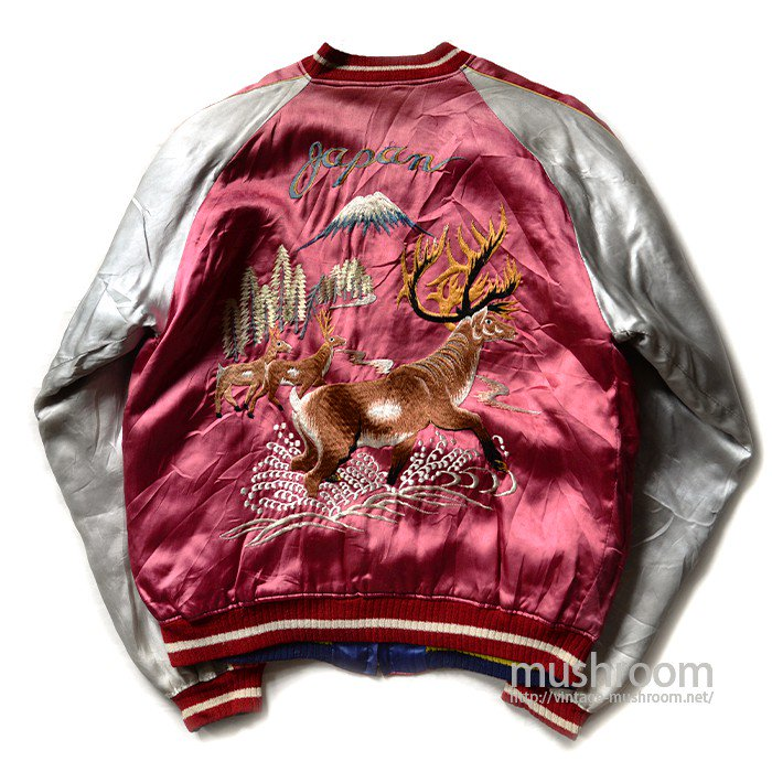 JAPAN SOUVENIR JACKET( ELK )