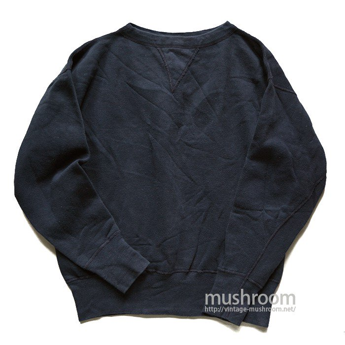 SPRUCE SINGLE-V PLAIN SWEAT SHIRT