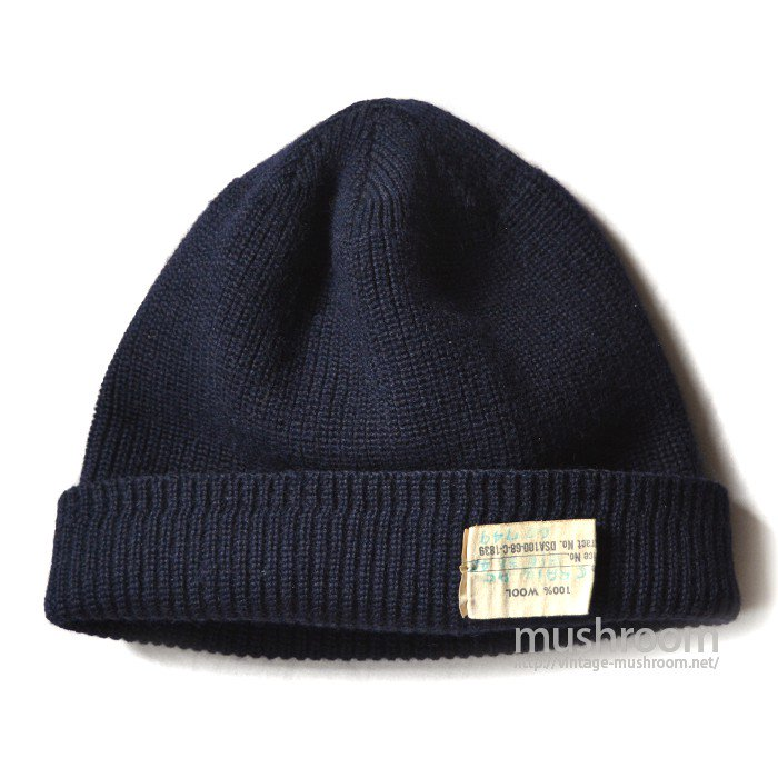 U.S.NAVY WATCH CAP( 68's/DEADSTOCK )