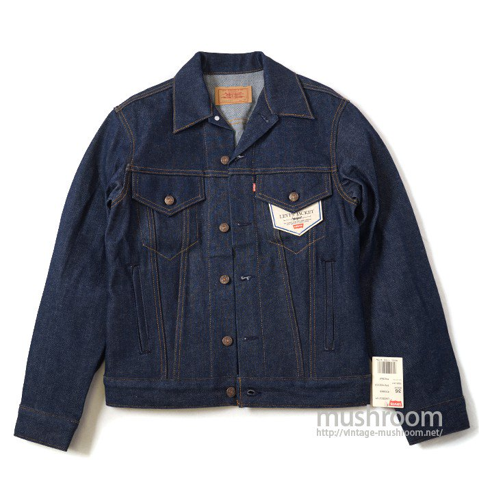 LEVI'S 70505-0217 DENIM JACKET( DEADSTOCK )
